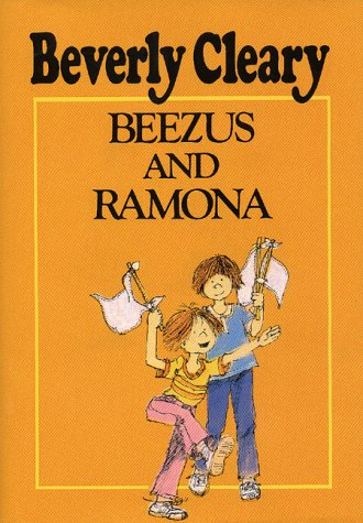 Kiddo's Corner Reviews: Beezus and Ramona by Beverly Cleary