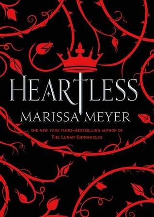 Waiting on Wednesday (77): Heartless by Marissa Meyer