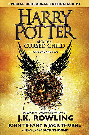 Review: Harry Potter and the Cursed Child by J.K. Rowling, John Tiffany, & Jack Thorne
