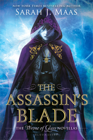 Mini Review: The Assassin's Blade by Sarah J. Maas
