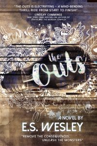 The Outs cover - for cover reveal