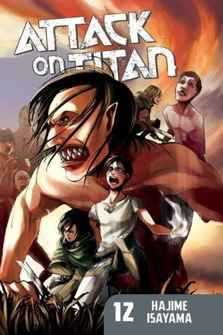 Mini Review: Attack on Titan Vol 9-12 by Hajime Isayama