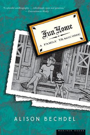 Mini Review: Fun Home by Alison Bechdel