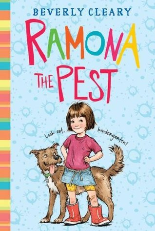 Kiddo's Corner Reviews: Ramona the Pest by Beverly Cleary