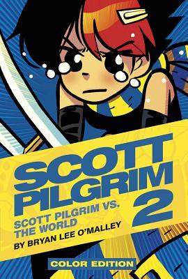 Mini Review: Scott Pilgrim #1-3 by Bryan Lee O'Malley