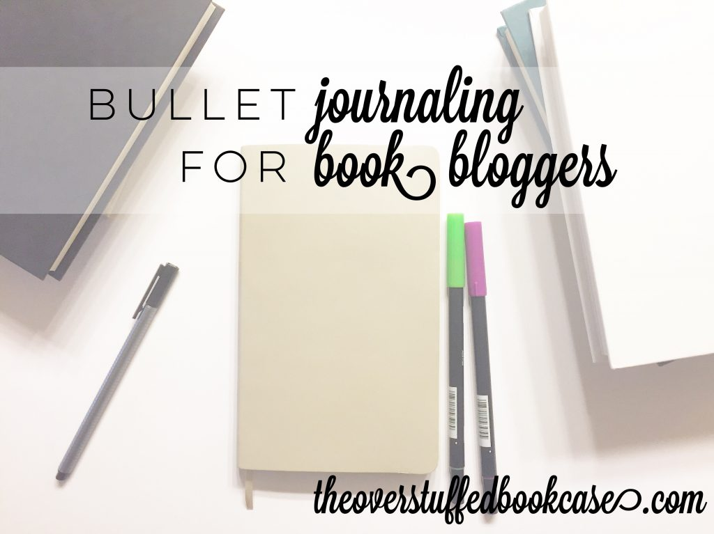 bujo for book bloggers 3