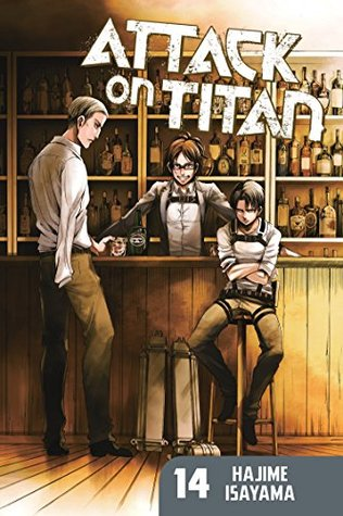 Mini Review: Attack on Titan Vol 13-17 by Hajime Isayama (+ VIDEO)