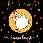 book cover for EEK! Halloween! by Sandra Boynton