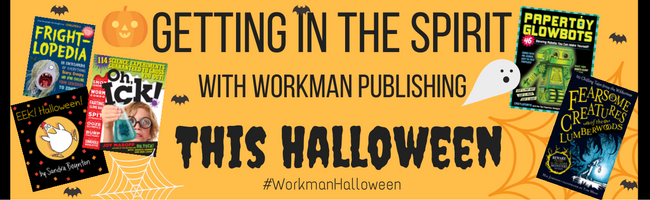Workman Publishing In The Spirit Blog Tour banner