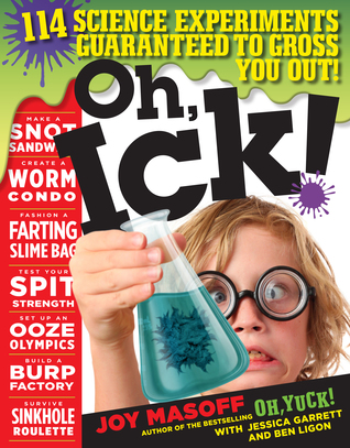 book cover for Oh, Ick! by Joy Masoff