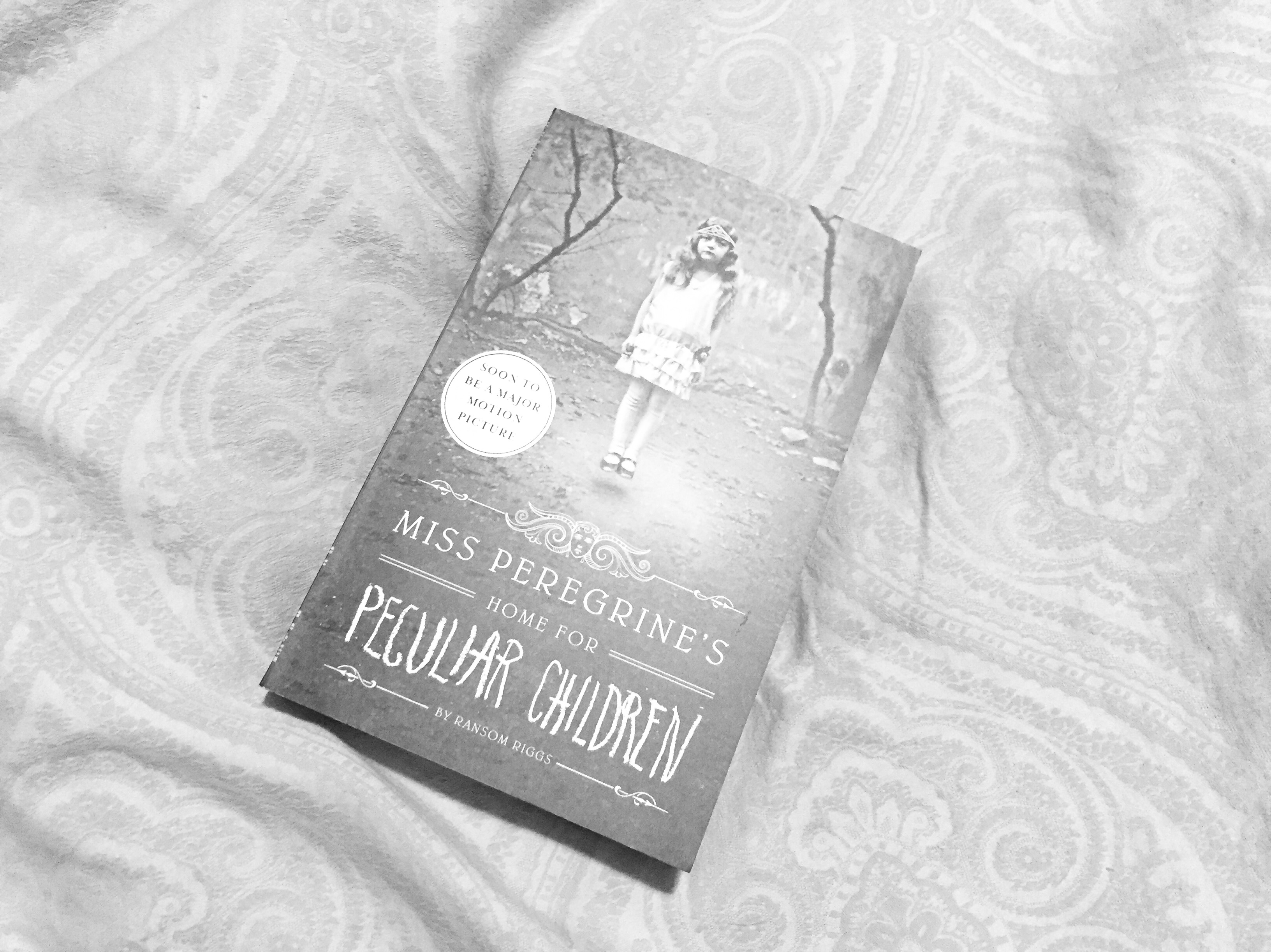 Sundays in Bed With...Miss Peregrine's Home For Peculiar Children photo