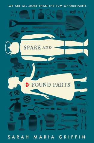 Video Review: Spare and Found Parts by Sarah Maria Griffin