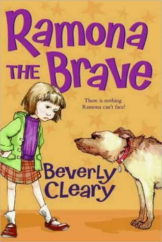 Kiddo's Corner Reviews: Ramona the Brave by Beverly Cleary