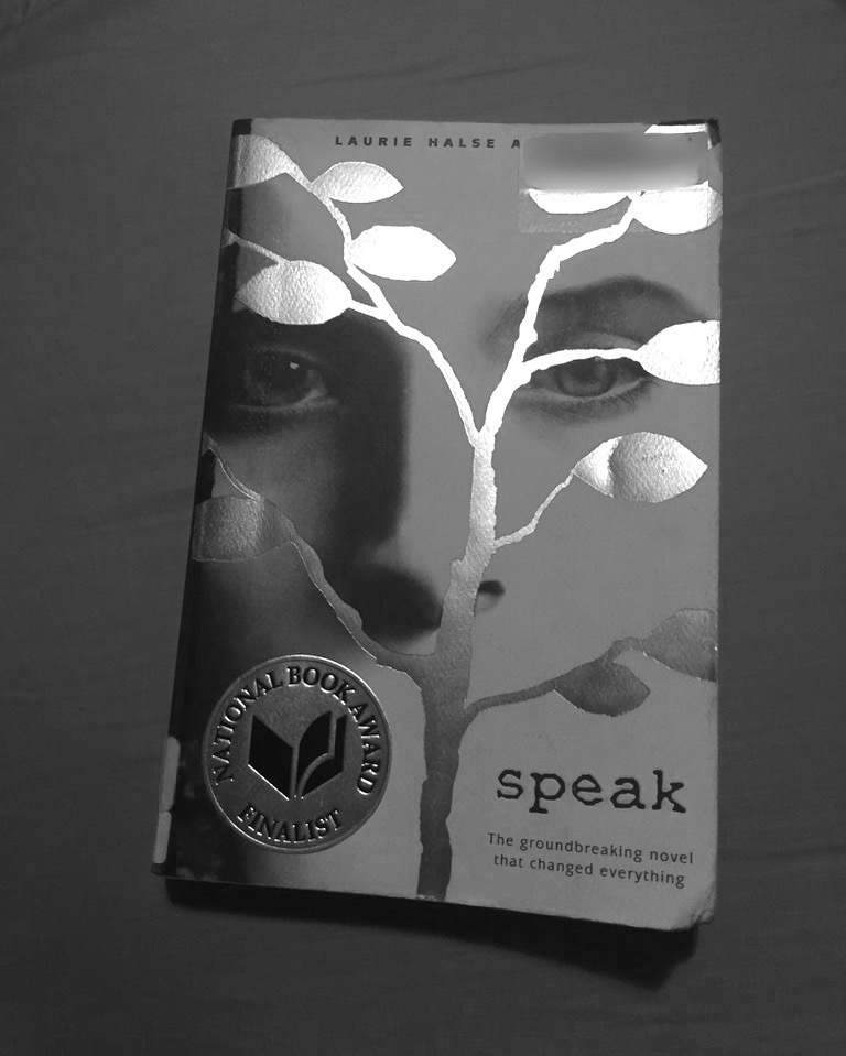 Photo of Speak by Laurie Halse Anderson