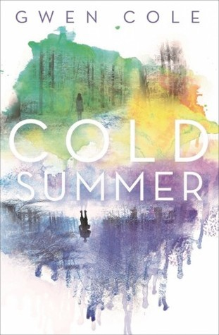 book cover for Cold Summer by Gwen Cole