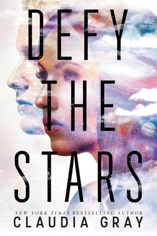 book cover of Defy the Stars by Claudia Gray