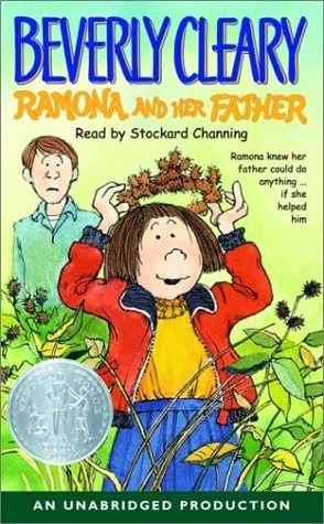 Video Kiddo's Corner Reviews: Ramona and Her Father by Beverly Cleary