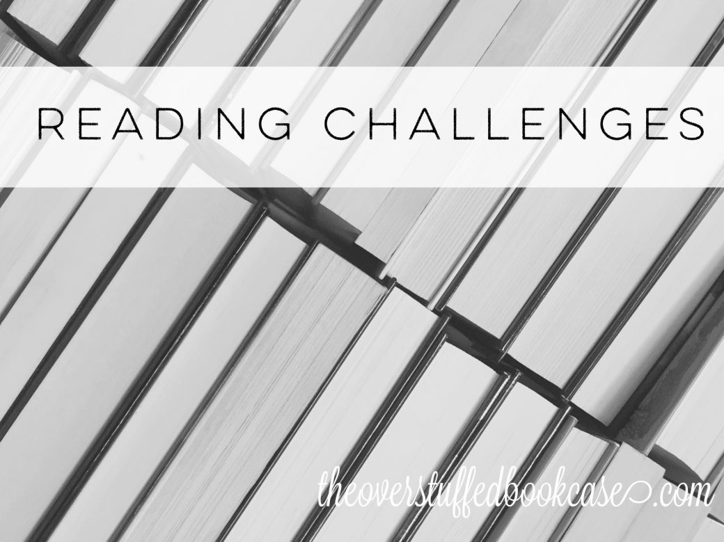 Reading Challenges Graphic