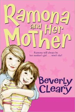 Kiddo's Corner Reviews: Ramona and Her Mother by Beverly Cleary