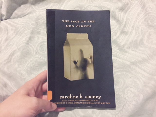 Photo of The Face on the Milk Carton by Caroline B Cooney
