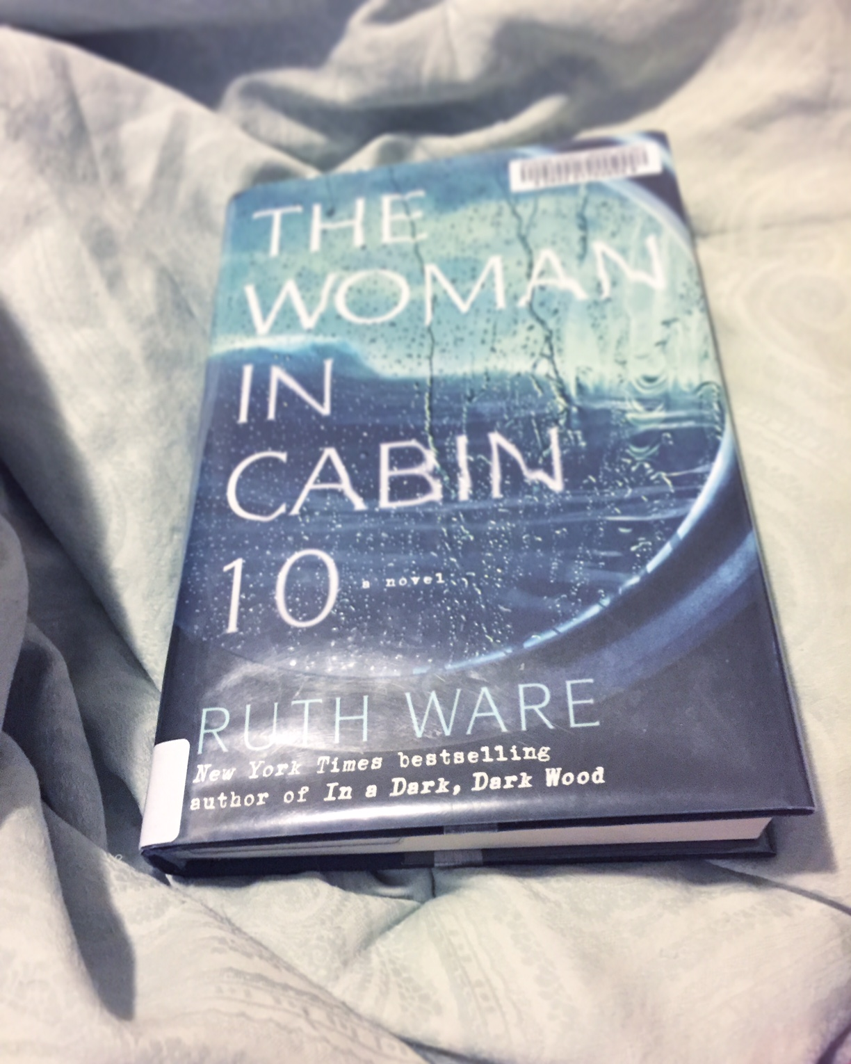 Photo of The Woman in Cabin 10 by Ruth Ware