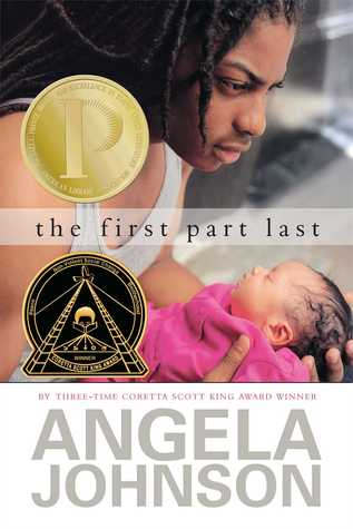 Mini Review: The First Part Last by Angela Johnson