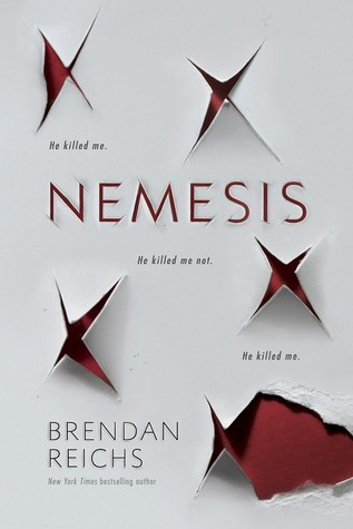 Waiting on Wednesday (81): Nemesis by Brendan Reichs